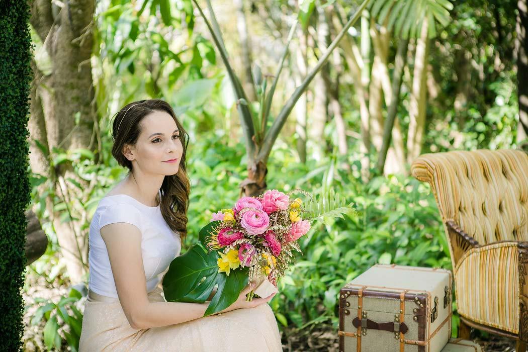 Modern Cuban Wedding Inspired Photoshoot | Miami