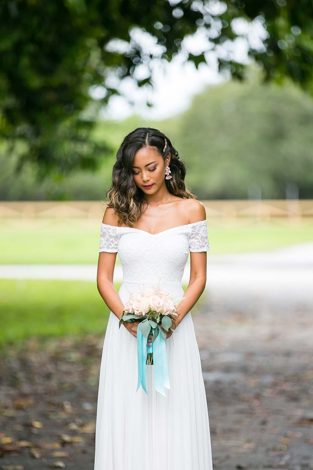 Modern Fort Lauderdale Wedding | Robbins Lodge Park
