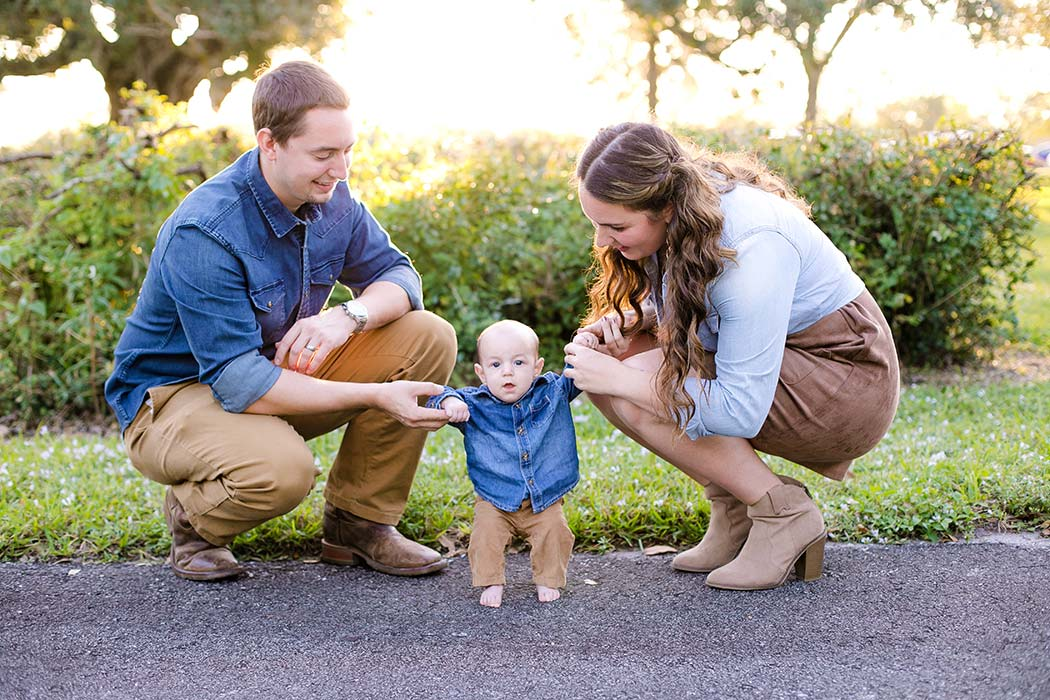 robbins park, davie, family photoshoot