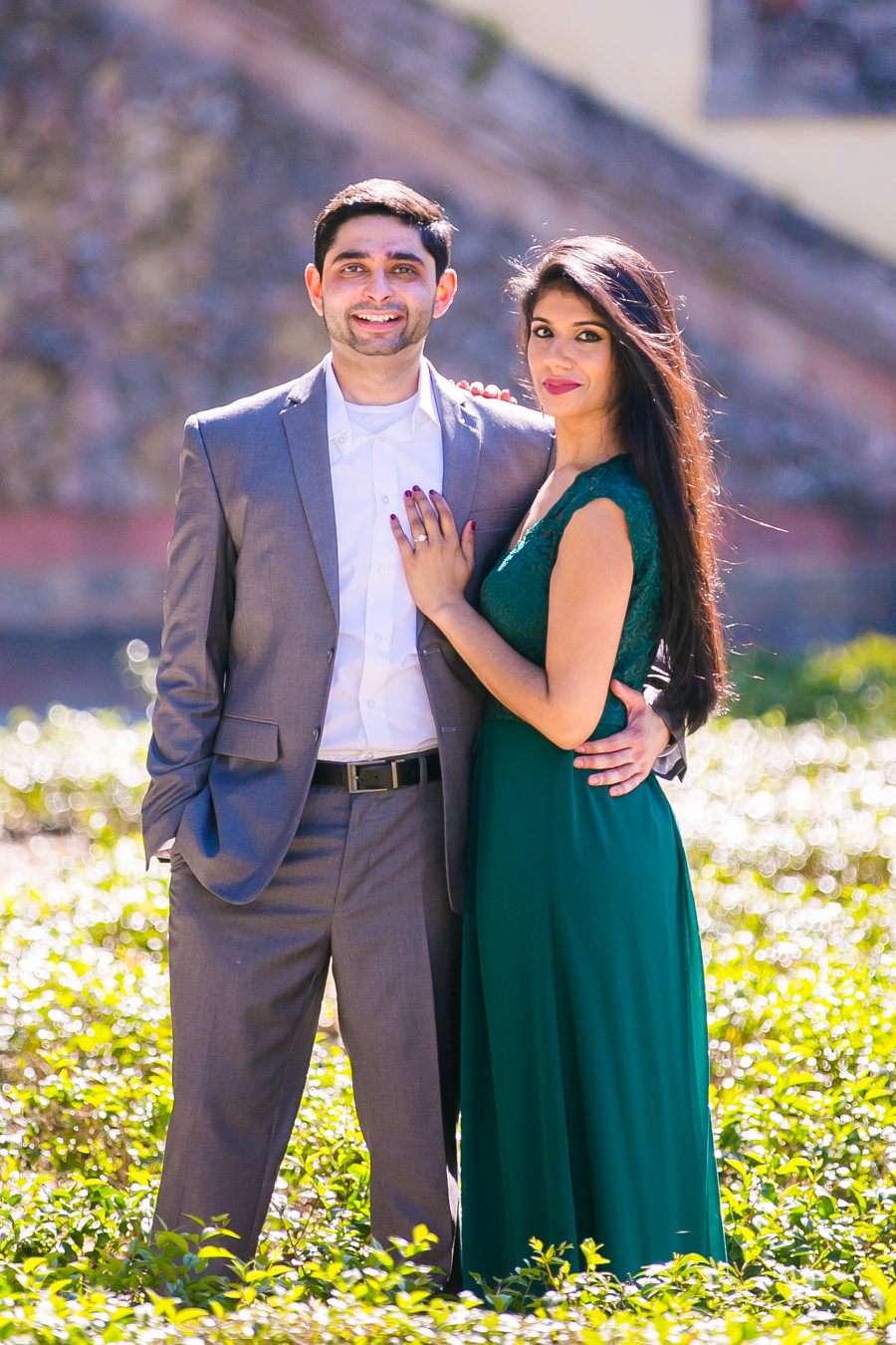 fort lauderdale indian engagement and wedding photographer