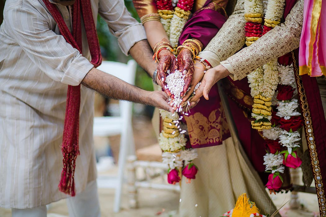 indian wedding tradition | south florida indian wedding photographer