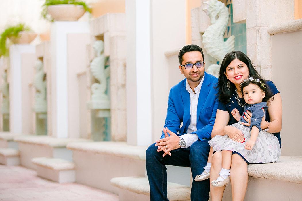 indian family photographer south florida