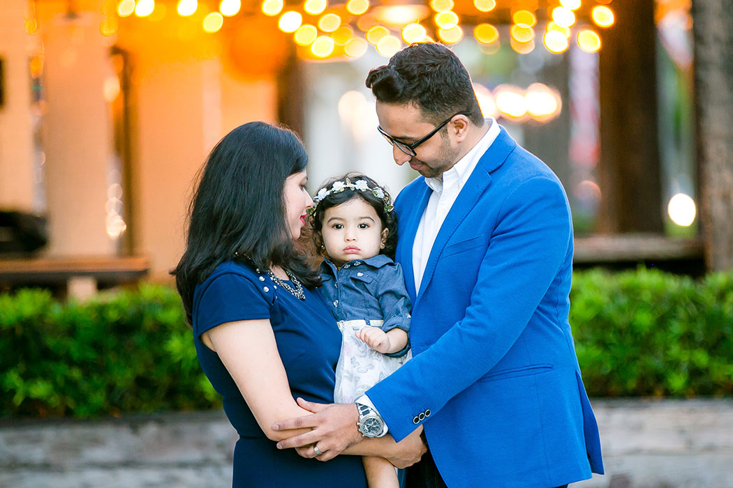 family photographs on las olas boulevard with young child | family photographer south florida